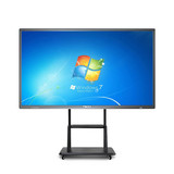 "65""Interactive Whiteboard Digital Lcd Panels 1080P Media Display I3 I5 I7 Electronic Smart Board"