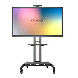 Really 4K One Key Energy Saving Anti-glare Dual System LED Display Interactive Whiteboard AlO